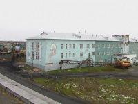 Участковая больница в поселке Диксон